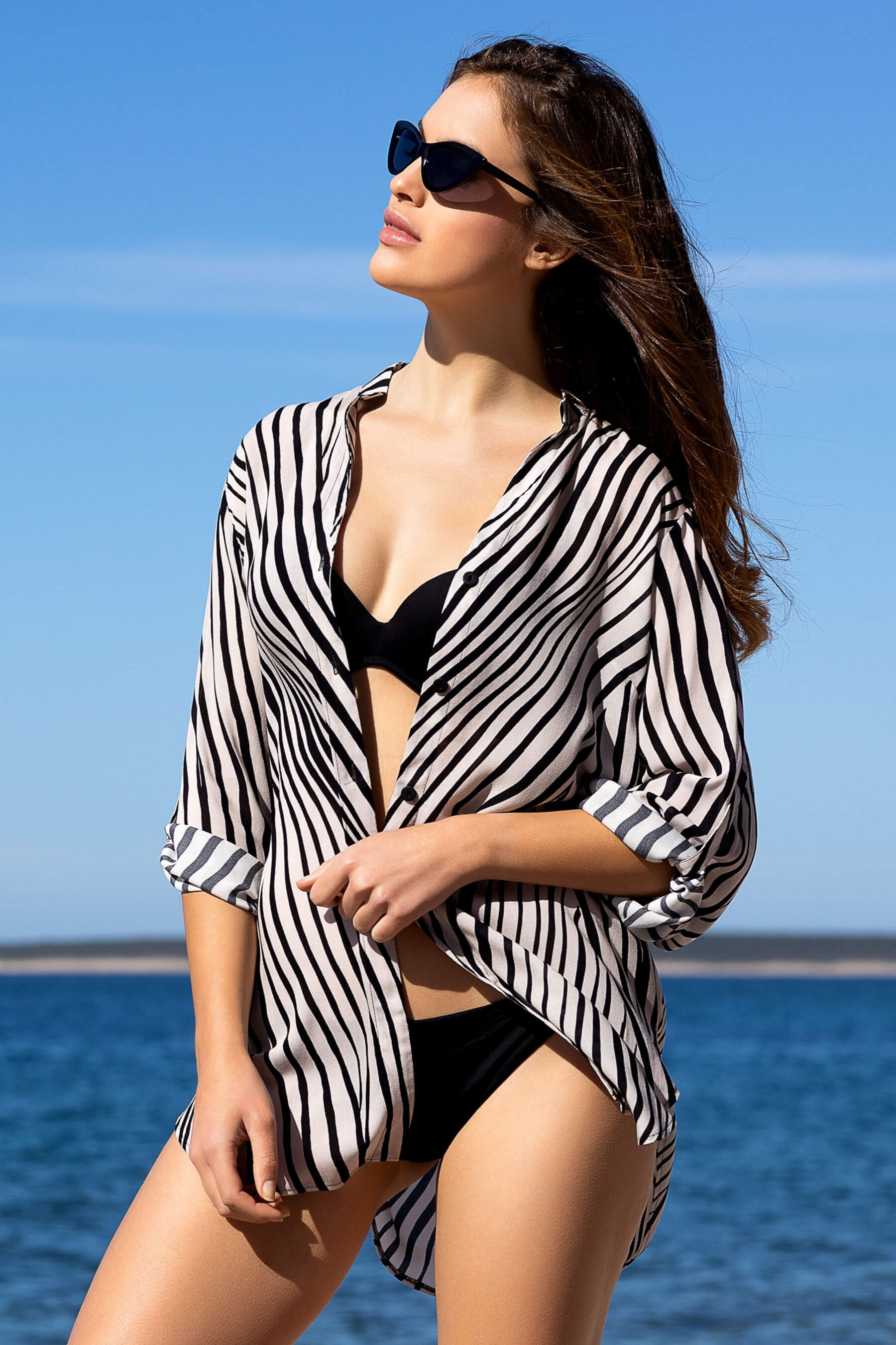Блуза со 3/4 ракави »Okinawa«