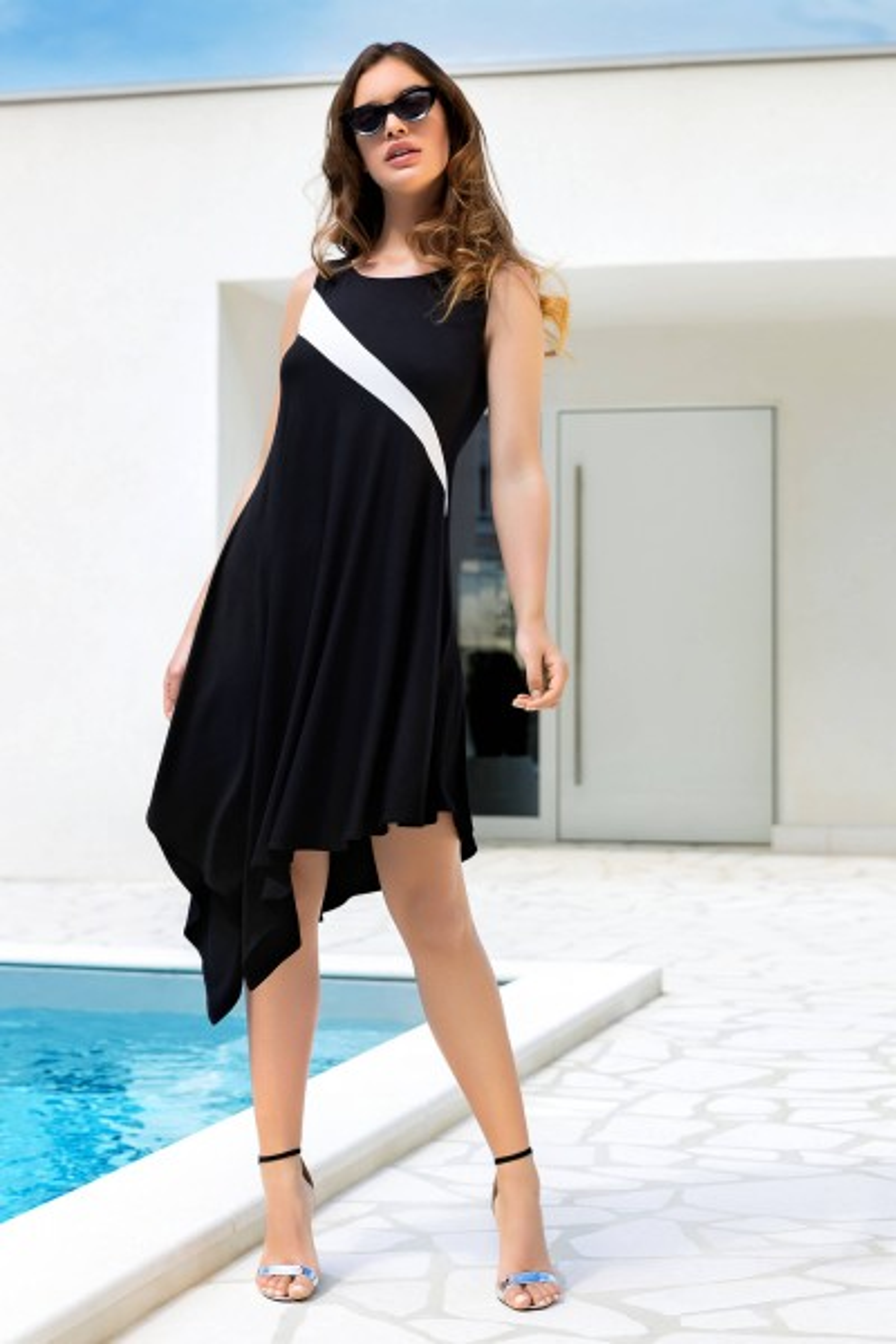 Фустан без ракави »Guaraja«