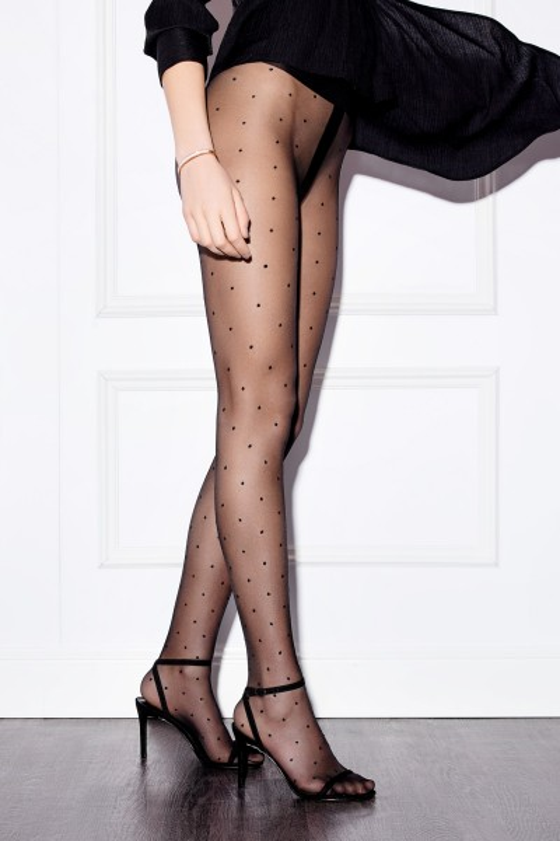 Модерни хулахопки со гаќички Fashion Dots 20