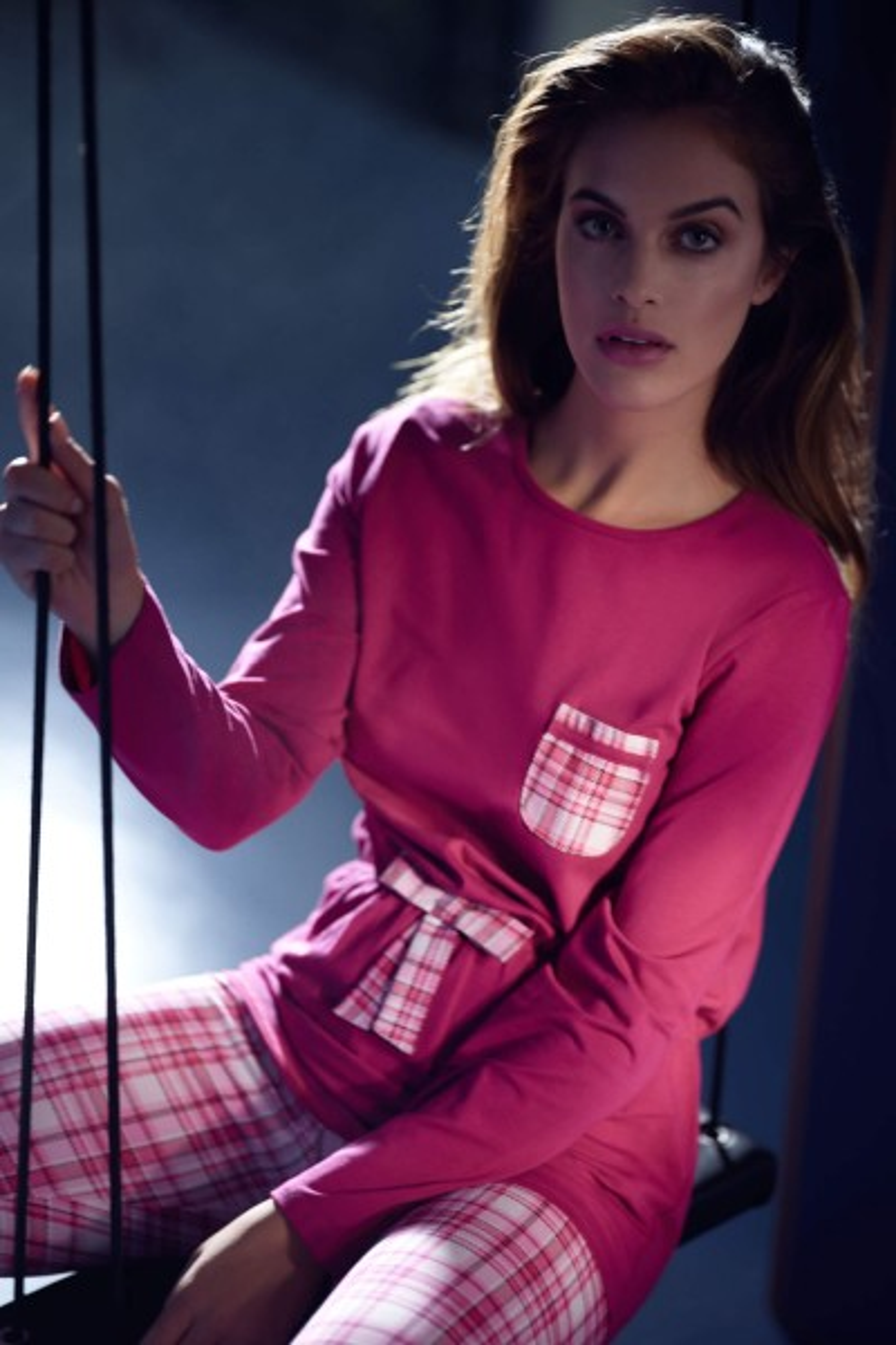 Пижама со туника и хеланки »Fantasy«